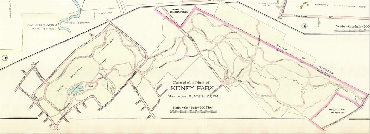 Key Park Map (click to view)