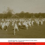 Maypoles_in_Keney_Park_Hartford_July_1916